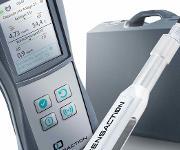 SensAction nutzt die Technologie des akustischen Wellenleiters erstmals auch in einem mobilen Messgerät.