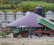 Aromen bioökonomisch produziert: Wertvolle Chemikalien aus Biogas