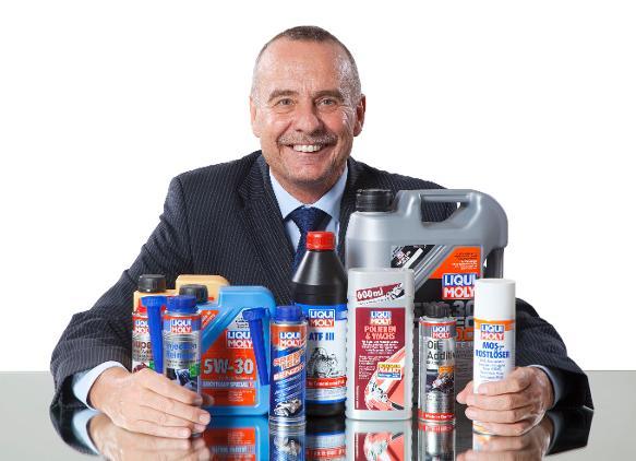 LIQUI MOLY-Chef Ernst Prost