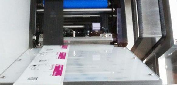 Label Serialization Station