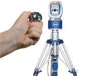 Messtechnik: Neuer Laser-Tracker von FARO