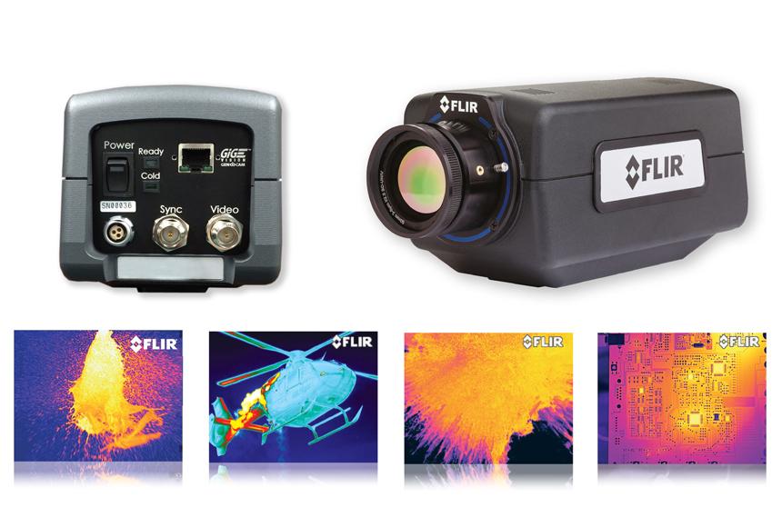 Gekühlte Wärmebildkameras von FLIR:: Kalt bis zum Kern