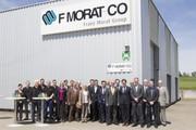 Kapazitätserweiterung in VS-Pfaffenweiler: F. Morat bezieht neue Produktionsstätte