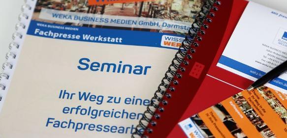 """Bildergalerie: Seminar """"Erfolgreiche Fachpresse-Werkstatt"""" in Darmstadt"""