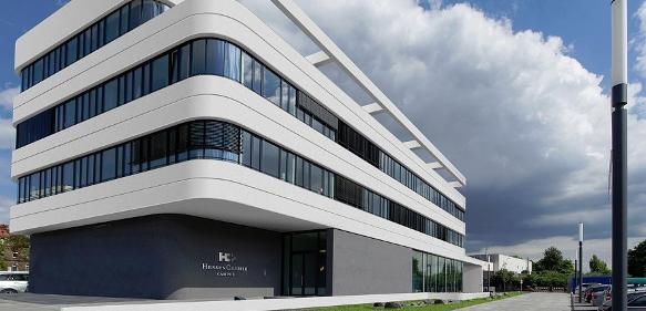 Fassade Architektur plexiglas kunststoff macht architektur kunststoff magazin
