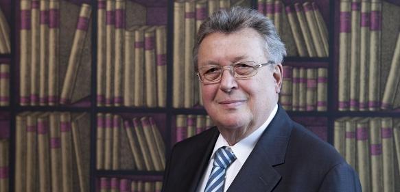 Dr. Reinhold Festge, Präsident des VDMA