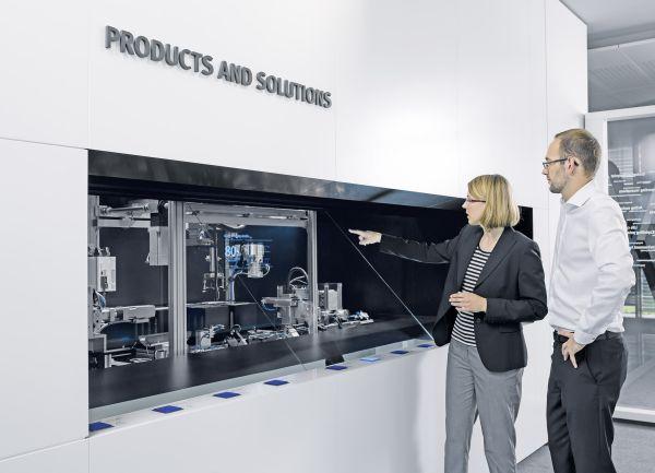"""Thema Energieeffizienz im Fokus: Festo eröffnet Ausstellung """"Experience Energy Efficiency"""""""