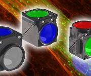 TIRF-Strahlenteiler für die Fluoreszenzmikroskopie