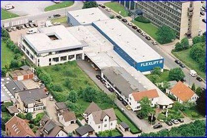 Firmensitz in Bielefeld