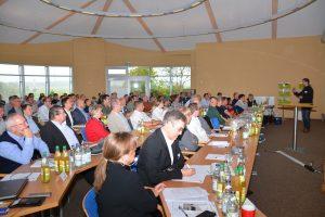 Am 22. und 23. 10. treffen sich Experten der Fußbodentechnik beim Fließestrichforum im Kloster Haydau in Morschen.