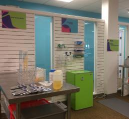 Studio für Lebensmittelsicherheit in den USA (Bild: Merck)