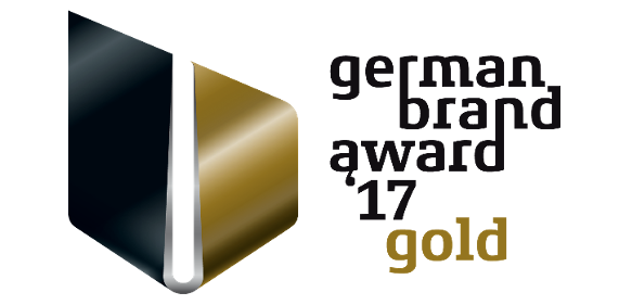 German Brand Award in Gold