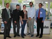 News: Metrohm verlieh Posterpreise auf der Electrochemistry 2012