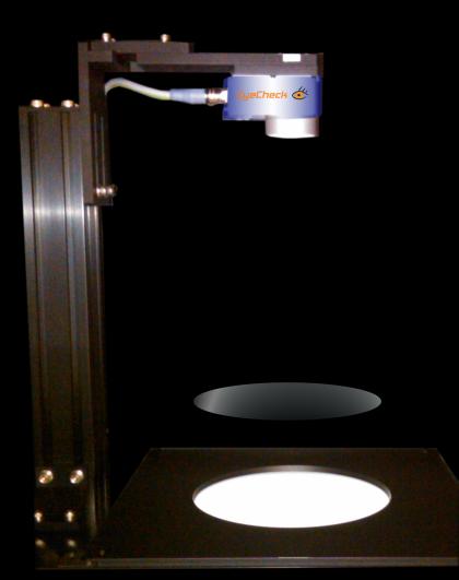 Materialprüfung: Glass Wafer Inspection System