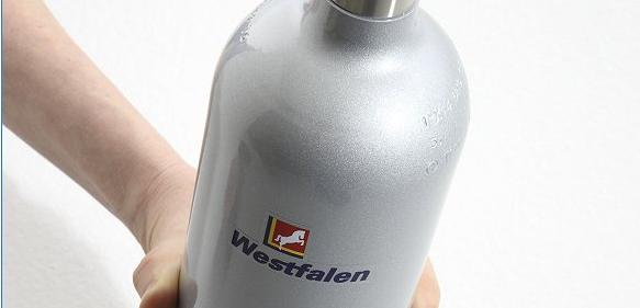 Alumini®-70-Flasche