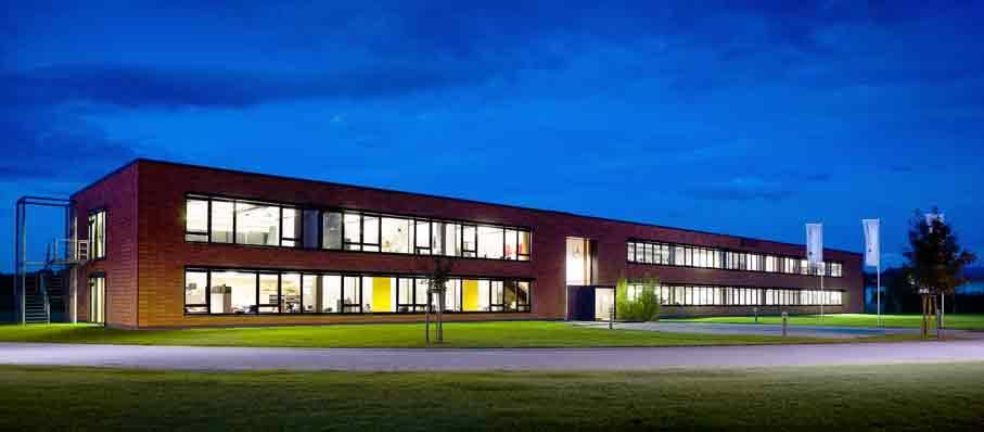 Gebäude SensoPart Gottenheim