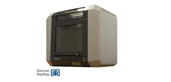 3D-Drucker: German RepRap erweitert X-Serie