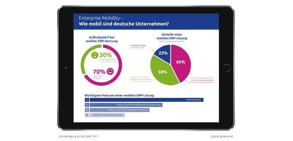 ERP: Mobility ausbaufähig