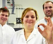 Feststoff-Referenzmaterialien: Neues Verfahren für besonders feinkörnige Standards