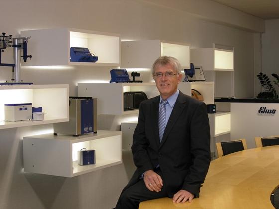 News: Neuer Geschäftsführer bei ELMA