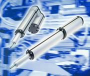 Lineartechnik: Elektrisch statt hydraulisch