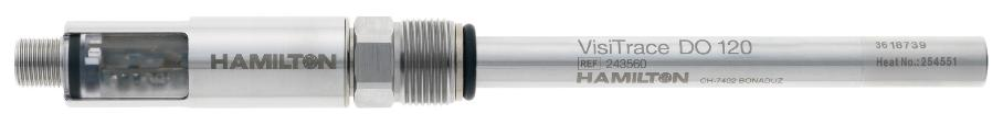 Sauerstoff-Sensor: Robuste Sensorkappe für hohe Durchflussraten