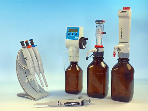 Liquid Handling: Dosieren mit Komfort