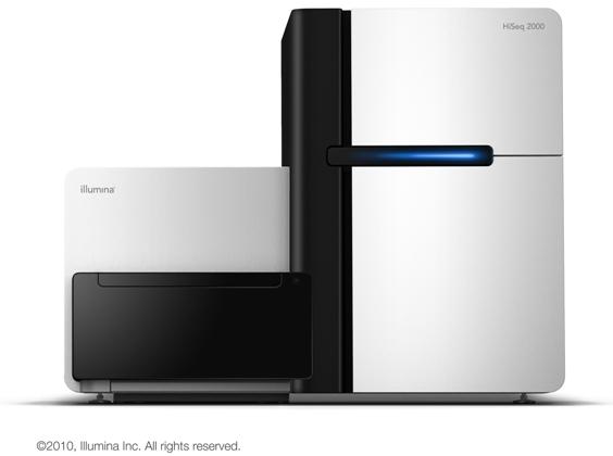News: LGC Genomics erwirbt den neuen Illumina HiSeq 2000 Sequenzierautomaten
