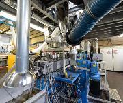 Hochleistungs-Doppelschneckenextruder