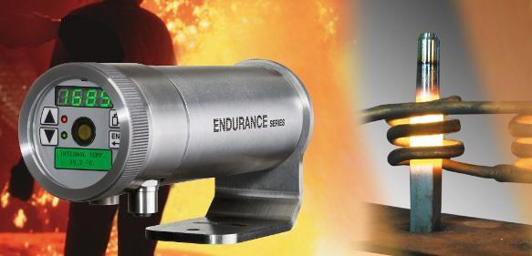 Hochtemperatur-Pyrometer: Auch für raue Umgebungen