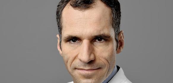 Portraitfoto Prof. Lorenz Hofbauer