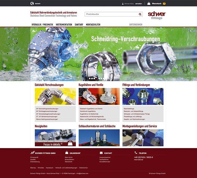 Schwer-Shop: 30000 Artikel online