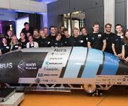 Rollout Hyperloop-Pod