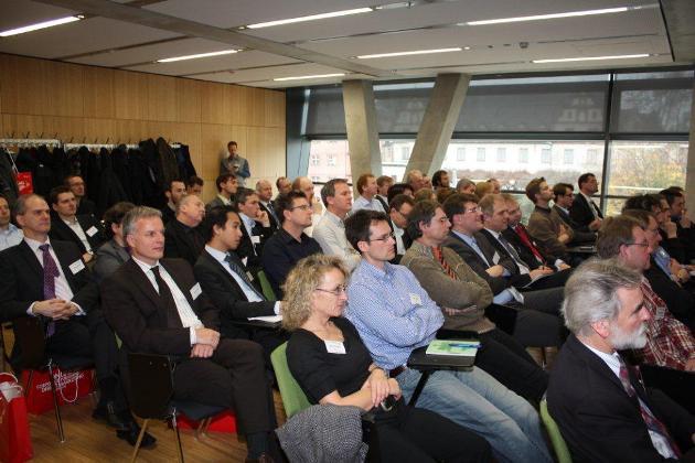 News: ELRIG Forum 2010 zum wiederholten Male ein großer Erfolg