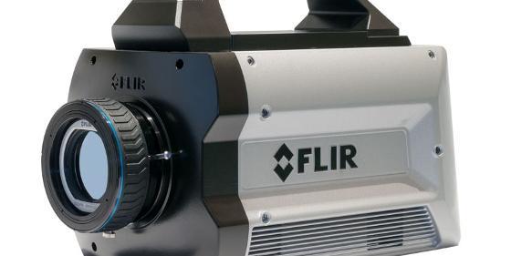 High-Speed-MWIR-Infrarotkamera