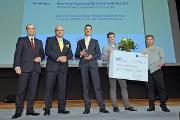 Jetzt bewerben: Intec-Preis würdigt Innovation im Maschinenbau