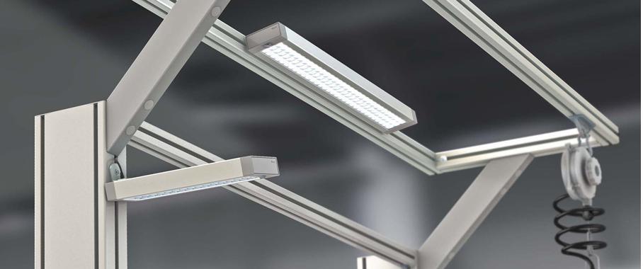Item-LED-Beleuchtung