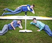 Energieeffizientes autonomes Segelflugzeug