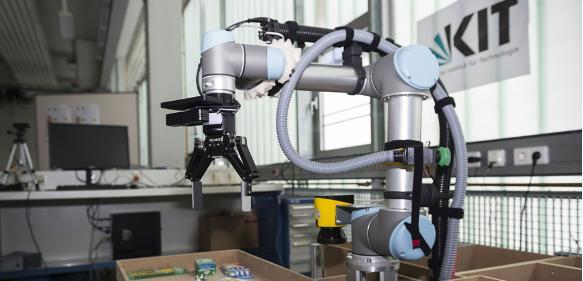 KIT-Piro-Roboterarm