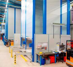 KardexRemstar ABB Lagersysteme