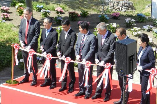 Kawasaki-EMEA-Zentrale