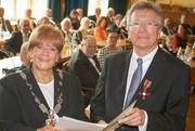 Verdienstkreuz am Bande für Heinz-Helmut Kempkes:: Ehrung für langjähriges Engagement
