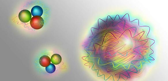 Kernteilchen