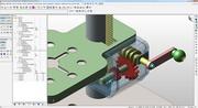 CAD-Software: Animation von Konstruktionen