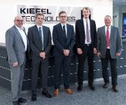 Entwicklungs- und Forschungskooperation zwischen Kiefel und watttron