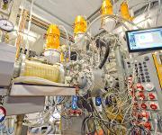 Komplettanlage zur Produktion von mehrschichtigen PE-RT Rohren