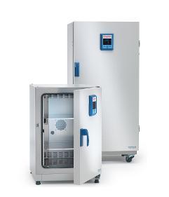 Die neuen Thermo Scientific Heratherm Kühlbrutschränke gewährleisten zuverlässige Temperaturbedingungen im Bereich 5 bis 70 °C.