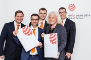 Kuka-Leichtbauroboter holt Design-Award: Höchstes Lob für einen Beau
