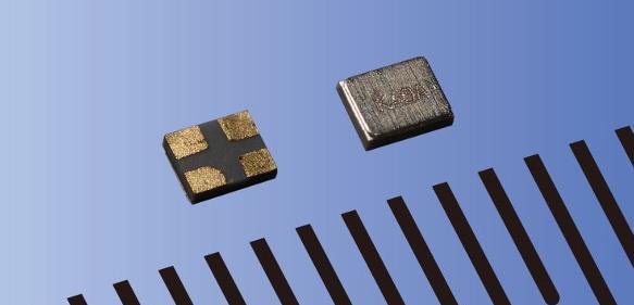Wearables: Kleinster Schwingquarz für Smartphones und Co.