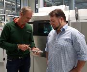 Chemische Synthese: Mikroreaktor – gedruckt nach Maß